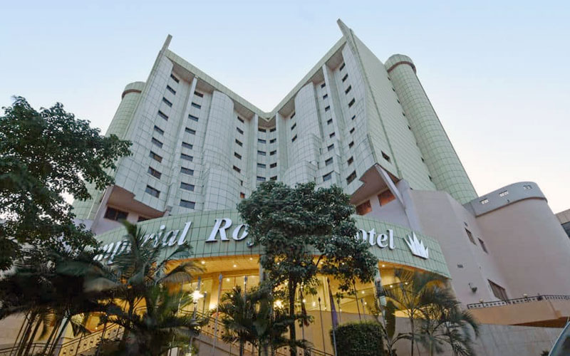 Imperial Royale Hotel Kampala