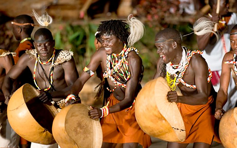 Traditional Entertainment (Scenic Trails Safaris Africa photo)