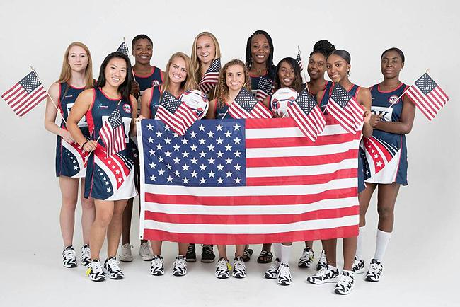 USA'S netball team